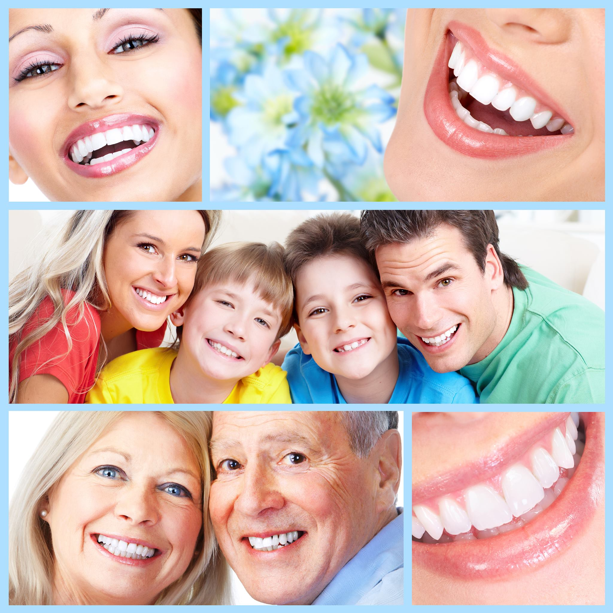 Dental Care for Your Family